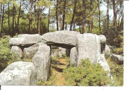 DOLMEN DE KERIAVAL     Ref Perso: ANN - Dolmen & Menhirs