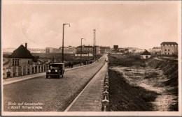 ! Photo, Fotokarte Aus Gdingen, Gdynia, Gotenhafen, Westpreußen, Polen, Poland, Pologne, 1940, Links Gleisanlagen, Bahn - Westpreussen