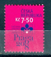 Czech Republic, Yvert No 452 - Tsjechië