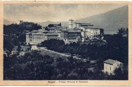 Lazio-frosinone-anagni Veduta Collegio Principe Di Piemonte - Altre Città