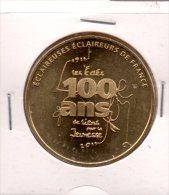 Monnaie De Paris : Eclaireuses Eclaireurs De France - 2011 - Monnaie De Paris
