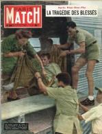 PARIS-MATCH N°269 - 22 Mai 1954 - General Issues