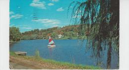 PICTURESQUE MAPLE LAKE / NEAR CLARKSBURG - WEST VIRGINIA - Etats-Unis
