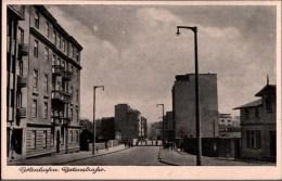 ! Ansichtskarte Aus Gdingen, Gdynia, Gotenhafen, Westpreußen, Polen, Poland, Pologne, Gotenstraße, 1942 - Westpreussen