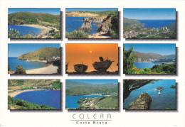 España--Gerona--2002--Colera--Varias Vistas ,Costa Brava-- - Spanien
