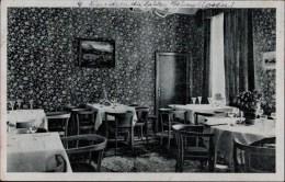 ! Ansichtskarte Aus Gdingen, Gdynia, Gotenhafen, Westpreußen, Polen, Poland, Pologne, 1942, Bahnhofshotel - Westpreussen