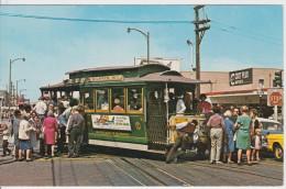 CABLE CAR AT TAYLOR AND BAY STREET / SAN FRANCISCO - CALIFORNIA - San Francisco
