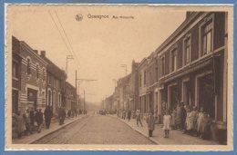 BELGIQUE --  QUAREGNON --  Rue Monsville - Quaregnon