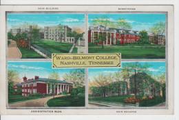 WARD BELMONT COLLEGE / NASHVILLE - TENNESSEE - Nashville
