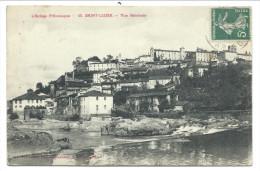 CPA - France 09 - Ariège - SAINT LIZIER - Vue Générale  // - Saint Girons
