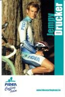 Fidea Cycling Team - Jempy Drucker - Sportifs