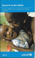 Agenda De Poche UNICEF 2012 - Calendriers