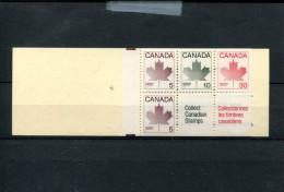 CANADA POSTFRIS MINT NEVER HINGED POSTFRISCH EINWANDFREI YVERT C792 - 1952-.... Règne D'Elizabeth II