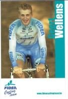 Fidea Cycling Team - Geert Wellens - Sportifs