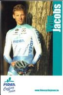 Fidea Cycling Team - Wim Jacobs - Sportifs