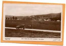 Malvern 1920 Postcard - Worcestershire