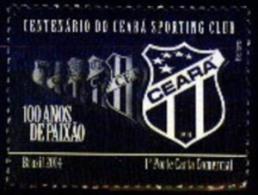 Brasil 2014 **  Centenario Del Ceará Sport Club.  See Description. - Brazil