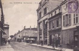 Saint Dizier,rue Gambetta;petites Halles - Saint Dizier