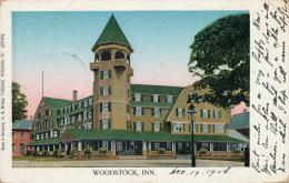 U.S.A. - VERMONT - WOODSTOCK , INN - Etats-Unis