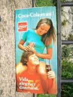 SCATOLA CONTENENTE 6 SCATOLETTE DI FIAMMIFERI - Coca-Cola