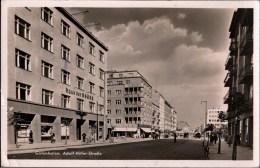 ! Ansichtskarte Aus Gdingen, Gdynia, Gotenhafen, Westpreußen, Polen, Poland, Pologne, 1942, Haus Der NSDAP, Feldpost - Westpreussen