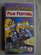 """Ancienne Cassette Vidéo """"Les Simpson"""" Film Festival - Tv Shows & Series"""