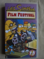 """Cassette Vidéo """"Les Simpson"""" Film Festival 2002 - Séries Et Programmes TV"""