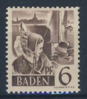 Baden Nr. 31 ** postfrisch