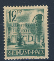 Rheinland Pfalz Nr. 4 v w I ** postfrisch