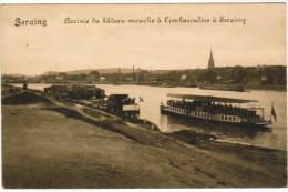 Seraing, Arrivée Du Bâteau Mouche à L'embarcadère à Seraing  (pk21355) - Seraing