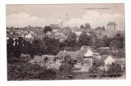 36 La Chatre Vue Generale Carte Surtaxée - La Chatre