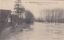 Saint Dizier;inondation 1910,l Abattoir - Saint Dizier