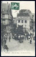 Cpa Du 18 Bourges -- Fêtes Des Muses -- Le Char De La Forêt     SEPT5 - Bourges