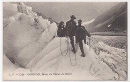CHAMONIX - Séracs Su Glacier Du Géant  (79487) - Chamonix-Mont-Blanc