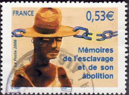 FRANCE 2006  -  Y&T 3903    - Esclavage -   Oblitéré - Used Stamps