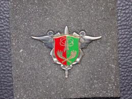"""Insignes Militaire """"Service Des Essences Aux Antilles-Guyane"""" Military Badges  - RARE - Army"""