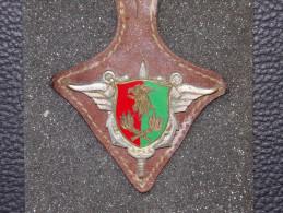 """Insignes Militaire """"Groupement Des Essences"""" Military Badges  - RARE - Armée De Terre"""