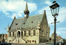 BELGIQUE - FLANDRE OCCIDENTALE - DAMME - Staduis - Hôtel De Ville - Rathaus. - Damme