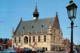 BELGIQUE - FLANDRE OCCIDENTALE - DAMME - Staduis - Hôtel De Ville. - Damme