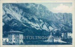 Pordenone Frisanco STRAPPO Cartolina MQ3319 - Pordenone