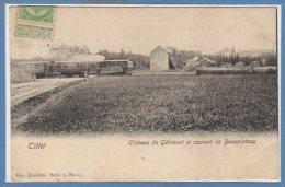 BELGIQUE - TILLET --  Château De Gérimont Et.... - Belgien