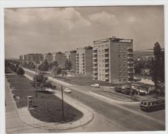 Zlin - Gottwaldov - Vezove Domy Na Stalinove Tride - Liliput - Echte Photo - 90 X 65 Mm - Tchéquie