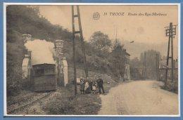 BELGIQUE -- TROOZ - Route Des Rys Morbeux - Trooz
