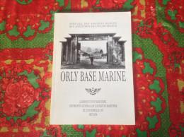 Orly Base Marine - Aviation