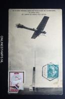 France: Deuxieme Grande Semaine D'aviation De Champagne 8-7-1910 Reims - Andere