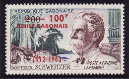 Gabon 1963 (Poste Aérienne) PA N° 11 - Neuf** Très Beau 1er Choix (2 Scans) - Gabon
