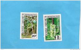 NOUVELLE CALEDONIE-N°457 8  Flore Calédonnienne- -neuf****sans Charnière -cote Yvert 2008=3,10euros - Nueva Caledonia