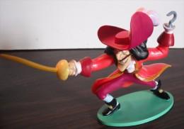 """Figurine Peter Pan """"capitaine Crochet"""" - Non Classés"""