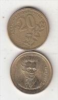 GREECE - D.Solomos, Coin 20 GRD, 1990 - Griekenland
