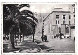 Taranto, Lungomare Costanzo Ciano - F.G. - Anni 1940 - Taranto
